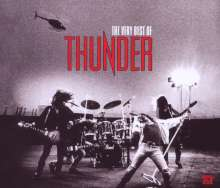 Thunder: The Very Best Of Thunder, 3 CDs