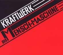 Kraftwerk: Die Mensch-Maschine (Remaster), CD