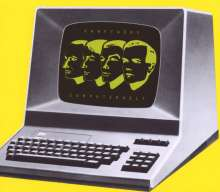Kraftwerk: Computerwelt (Remaster), CD