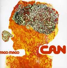 Can: Tago Mago, CD