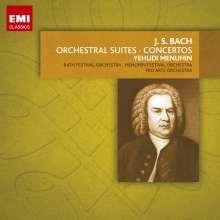 Johann Sebastian Bach (1685-1750): Brandenburgische Konzerte Nr.1-6, 7 CDs