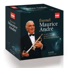 Maurice Andre - Eternel (Les plus beaux enregistrements du trompettiste du siecle), 13 CDs