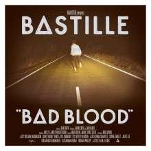 Bastille: Bad Blood, CD