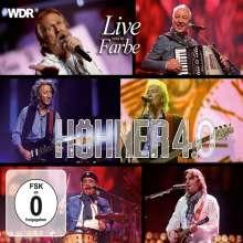 Höhner: Höhner 4.0: Live und in Farbe (3 CD + DVD), 3 CDs