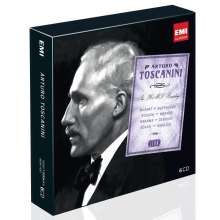 Arturo Toscanini - The Complete HMV Recordings (Icon Series), 6 CDs