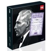 Arturo Toscanini - The Complete HMV Recordings (Icon Series), 6 CDs