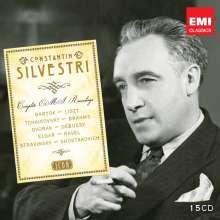 Constantin Silvestri - The Complete EMI Recordings (Icon Series), 15 CDs
