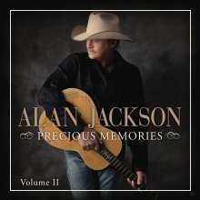 Alan Jackson: Precious Memories 2, CD