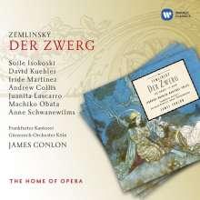 Alexander von Zemlinsky (1871-1942): Der Zwerg (Oper in 1 Akt), 2 CDs