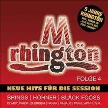 Rhingtön Folge 4, 2 CDs