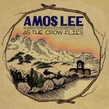 Amos Lee: As The Crow Flies, CD