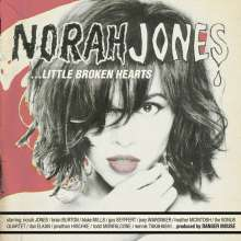 Norah Jones (geb. 1979): Little Broken Hearts, CD