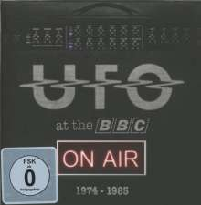 UFO: On Air: At The BBC 1974 - 1985 (5CD + DVD), 5 CDs