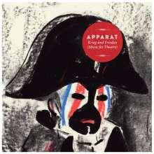 Apparat: Krieg und Frieden (Music For Theatre) (LP + CD), 2 LPs