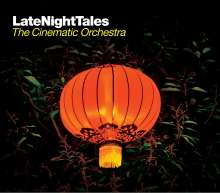 Late Night Tales: The Cinematic Orchestra (remastered) (180g) (Limited Edition) (2LP + CD), 2 LPs und 1 CD