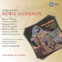 Modest Mussorgsky (1839-1881): Boris Godunow, 3 CDs