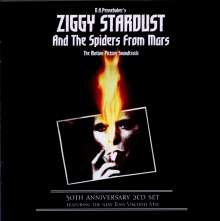 David Bowie: Filmmusik: Ziggy Stardust And The Spiders From Mars (30th Anniversary Edition), 2 CDs