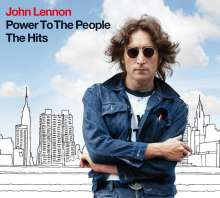 John Lennon (1940-1980): Power To The People: The Hits, CD