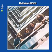 The Beatles: 1967 - 1970 (The Blue Album), 2 CDs