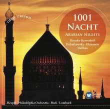 EMI Inspiration - 1001 Nacht, CD