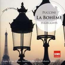 Giacomo Puccini (1858-1924): La Boheme (Ausz.), CD