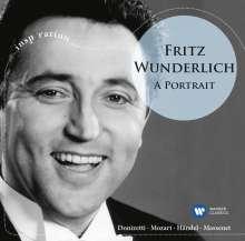 Fritz Wunderlich - A Portrait, CD