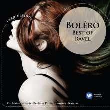 Maurice Ravel (1875-1937): Bolero - The Best of Ravel, CD