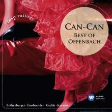 Jacques Offenbach (1819-1880): Can-Can - Best of Offenbach, CD