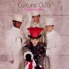 Culture Club: Greatest Hits (CD + DVD), 1 CD und 1 DVD