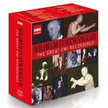 Wilhelm Furtwängler - The Great EMI Recordings, 21 CDs