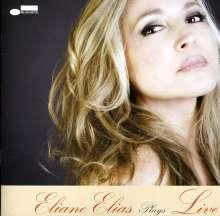 Eliane Elias (geb. 1960): Plays Live, CD