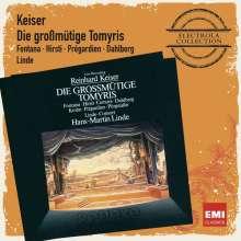 Reinhard Keiser (1674-1739): Die grossmütige Tomyris, 2 CDs