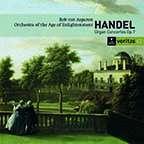 Georg Friedrich Händel (1685-1759): Orgelkonzerte Nr.7-16, 2 CDs