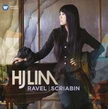 HJ Lim - Ravel & Scriabin, CD
