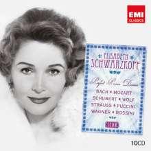 Elisabeth Schwarzkopf - Perfect Prima Donna (Icon Series), 10 CDs