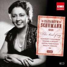 Elisabeth Schumann - Silver Thread of Song (Icon Series), 6 CDs