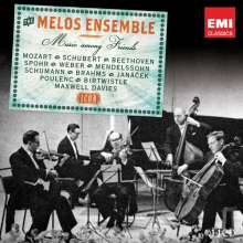 Melos Ensemble - Music among Friends (Icon Series), 11 CDs