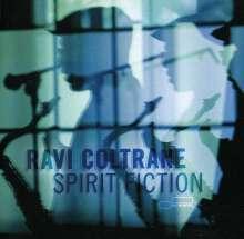 Ravi Coltrane (geb. 1965): Spirit Fiction, CD