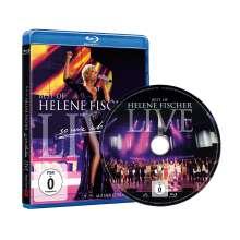 Helene Fischer: Best Of Live - So wie ich bin, Blu-ray Disc