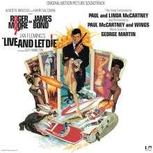 Original Soundtrack (OST): Filmmusik: James Bond 007: Live And Let Die (remastered) (180g) (Limited Edition), LP