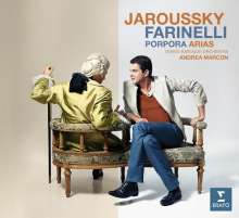 Philippe Jaroussky - Farinelli (Deluxe-Edition), CD