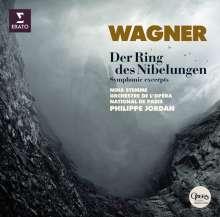 """Richard Wagner (1813-1883): Symphonische Auszüge aus """"Der Ring des Nibelungen"""", 2 CDs"""