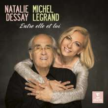 Natalie Dessay & Michel Legrand - Entre elle et lui, CD