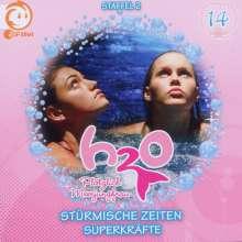 H2O - Plötzlich Meerjungfrau! 14. Stürmische Zeiten / Superkräfte, CD