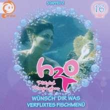 H2O - Plötzlich Meerjungfrau! 16. Wünsch' Dir was / Verflixtes Fischmenü, CD