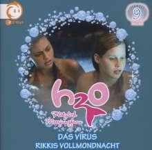 Vol.9 As Virus/Rikkis Vol, CD