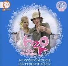 Vol.10 Nerviger Besuch, CD