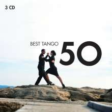 50 Best Tango, 3 CDs