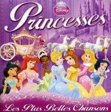 Filmmusik: Disney princesses, les plus be, 2 CDs