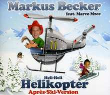 Marku Becker Feat. Marco Mzee: Helikopter (Apres Ski Version), Maxi-CD
